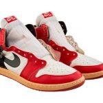 【シューズ】マイケル・ジョーダンが1985-86年シーズンに1試合だけ着用したとAir Jordan 1が史上最高値で落札