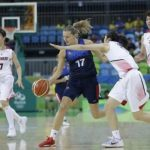 【リオ五輪バスケ】日本女子代表は79ー71でフランスに勝利!3勝2敗で予選突破も決勝T初戦の対戦相手はアメリカが濃厚