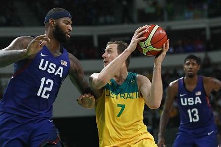 【リオ五輪バスケ】男子アメリカ代表がオーストラリアに前半リードを許すも逆転勝利!カーメロ・アンソニーは米代表の最多得点記録を更新