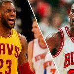 【NBA】ジョーダンとレブロン、どちらがチームメイト・HCに恵まれてたといえるか