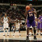 【NBA】フリースローが下手なイメージのある選手のキャリア通算FT%を調べてみた