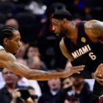 【NBA】レブロン・ジェームズを1on1で対等に守れる選手っている(いた)のか?