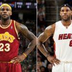 【NBA】2013のヒートと2017のキャブスが試合したらどっちが強いか