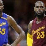 【NBA ファイナル2017】やはりレブロンとデュラントがお互いにマッチアップするのか?