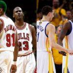 【NBA 2017】95-96のブルズは今のGSWをスイープできるって本当?