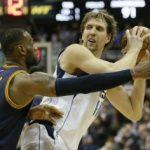 【NBA 2017-18】ノヴィツキーのスタメン起用はそろそろ厳しいんじゃないかな…ノエルをトレードして指名権狙ってるらしいがなぜこうなった?