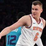 【NBA 2017-18】好調NYKを引っ張るポルジンギス、同じ歳(22)の時のノヴィツキーと成績を比較すると凄さがわかるな