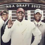 【NBA】もしも2003年ドラフトをやり直したらって記事を見つけたんだが