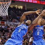 【NBA】ウェストブルックがPG自らリバウンドを取りまくるのはチームにとっていいことなのか?