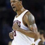 キャブスが開幕から9試合連続で3ポイントを2桁成功させるNBA新記録!【NBA 2016-17】