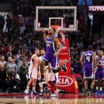 サクラメント・キングスが残り5分から18点差を大逆転!好調クリッパーズを下す【NBA 2016-17】