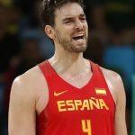 【リオ五輪】まさかの予選連敗スタート…スペイン男子バスケ代表はオワコンになってしまったのか