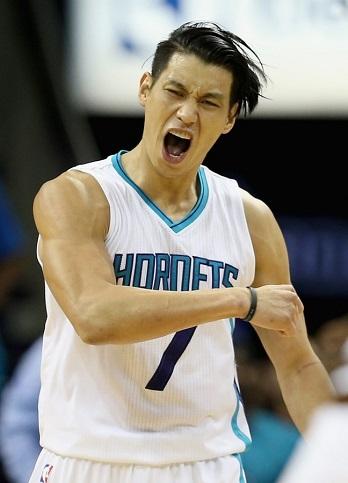 ホーネッツの台湾系米国人選手ジェレミー・リン
