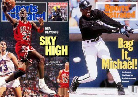 マイケル・ジョーダンがMLBに挑戦していたという事実