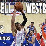 ラッセル・ウェストブルックが32得点12リバウンド9アシスト!鬼神の如き活躍でサンダーを開幕戦勝利に導く【NBA 2016-17】