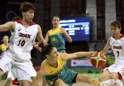リオ五輪バスケ日本女子代表反省会