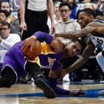 レイカーズがフランチャイズ史上最悪の49点差をつけられて大惨敗…【NBA 2016-17】