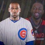 レブロンがウェイドとの約束を果たしシカゴ・カブスのユニフォームで会場入り【NBA 2016-17】