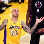 元NBAロバート・サクレがサンロッカーズ渋谷に入団!昨季までレイカーズで4シーズンプレイ