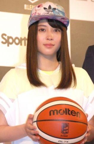 広瀬アリスとプロバスケ・田中大貴に熱愛報道、事務所も交際を認める