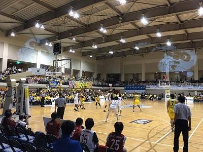 日本各地でB.LEAGUE開幕!B1・B2チームの観客動員数は好調なところが多いみたい(画像あり)