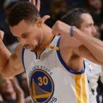 昨季ファイナルのリマッチ2戦目はホームのGSWが35点差をつけて完勝!【NBA 2016-17】