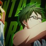黒子のバスケのキセキの世代ってぶっちぎりで緑がヤバいよな