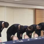 バスケ男子日本代表4選手の処分が決定、1年間の公式試合の出場権剥奪へ