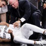 SAS期待の若手デジャンテ・マレーが右前十字靭帯を断裂の重傷…【NBA 2018-19】