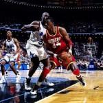 NBA選手のシグネチャームーブで打線