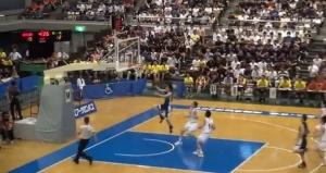 福岡大大濠 好プレイ集 高校総体2014 男子バスケ決勝