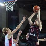 【女子世界バスケ】日本、チェコに57―71で競り負け2連敗