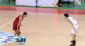 Japan Vs China Mens Basketball 2014 - Asian Games - Incheon