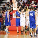 【アジア大会バスケ】男子代表「ハヤブサジャパン」が20年ぶりの銅メダルを獲得