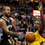 【動画】NBA王者スパーズ、ベルリンに93対94で土壇場逆転負け