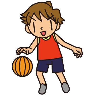 バスケを人気のスポーツ