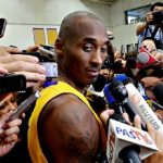 2014 NBAプレーヤーランキング、コービー40位へ