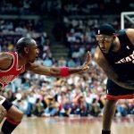 【NBA】ジョーダンとレブロンが1on1で勝負したら