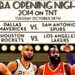 【NBA 】2014-15シーズン開幕なので語るスレ