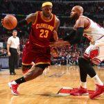 【NBA】レブロン36得点!トンプソン12OR!新生キャブスが延長戦でブルズ下し今季初白星