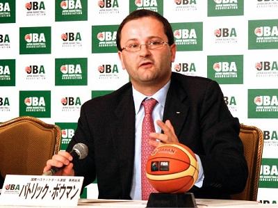 【バスケ】 日本に資格停止処分…FIBAから制裁が下る 「ジュニアを含め、親善試合も禁止する。期間は未定。6カ月になるかもしれないし2年になるかもしれない」と厳しい姿勢