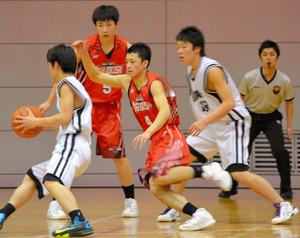 【高校バスケ】新潟・開志国際(富樫勇樹父が監督)は第二の明成になれるか?