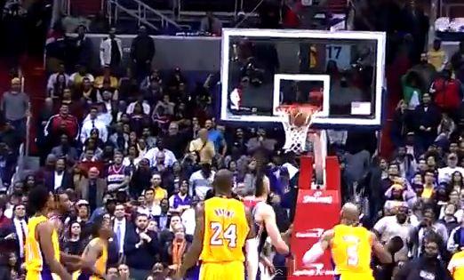 【NBA】Wizards戦のコービーのクラッチTO連発がやばすぎると話題に