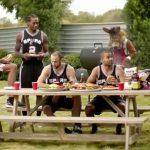 【NBA】  スパーズの面々のほのぼの演技が観れるサンアントニオ民御用達スーパーマーケットのCM
