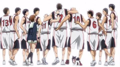 【黒子のバスケ】 インターハイ (キセキ2年生)の優勝校はどこなのだろう?