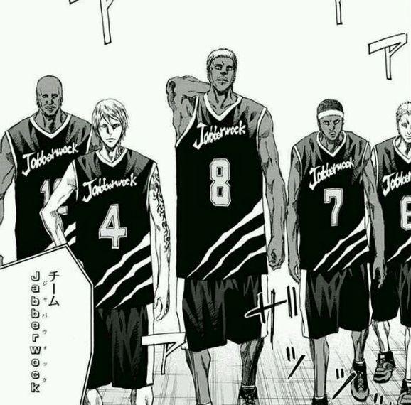 【黒子のバスケ】 ジャバウォックとの試合はどういう展開になると思う