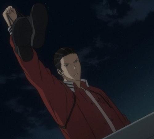 【黒子のバスケ】アニメでの灰崎はだいぶフォローされていたな
