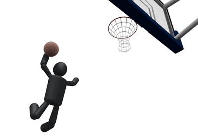 ダンクシュスケットボール