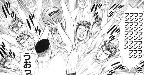 ラダンオタ「黒子のバスケは現実味がない!」
