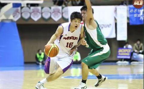 安藤誓哉選手がフィリピンリーグへ移籍 初戦で18得点の活躍!